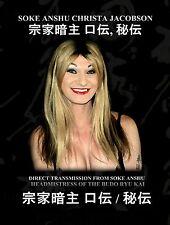 Soke Anshu Kuden DVD #1 - 2008 Gun & Knife Disarms - Ninja, Ninjutsu, Ninpo