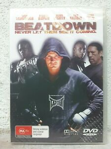 Beatdown DVD Tapout Wrestling MMA Rudy Youngblood Michael Bisping mixed martial