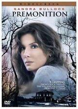 Premonition 0043396183728 With Sandra Bullock DVD Region 1