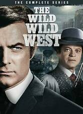 The Wild Wild West - The Complete Series (DVD, 2015, 26-Disc Set)