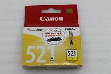 Canon CLI-521Y gelb Tintenpatrone 9ml 521 für Pixma iP3600, iP4600, MP540, MP560