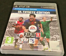 PLAYSTATION 3 FIFA 13 ULTIMATE EDITION SOCCER GAME