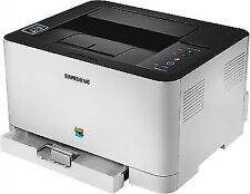 Samsung Sl-c430 Colour Laser Printer - White SS230C