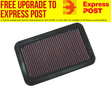 K&N Replacement Panel Filter Suit 1987-2006 Toyota Corolla, MR2 & Celica