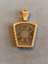 Masonic Keystone 14k Fob Vintage