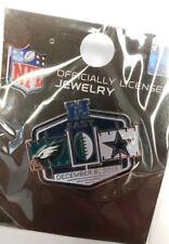 Philadelphia Eagles VS Dallas Cowboys 12/9/18 GAME DAY PIN  Free Shipping