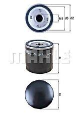 MAHLE Oil Filter For CITROEN FIAT PEUGEOT LANCIA C35 Cx I 242-Serie J5 EFL124