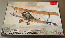 RODEN 404 - 1/48 WWI SOPWITH 1 1/2 STRUTTER SINGLE SEAT BOMBER - NUOVO