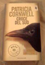 """DALLA MIA COLLEZIONE PATRICIA CORNWELL  : """" CROCE DEL SUD""""  2010"""