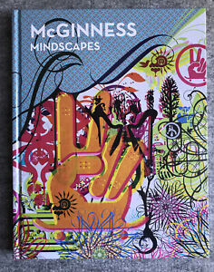 Ryan McGinness : Mindscapes : Miles McEnery Gallery Exposition Book : New
