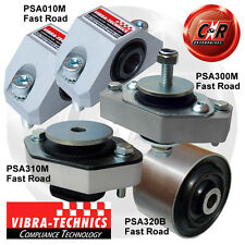 Peugeot 106 Phase 2 Gti TU engine 65mm Torque Bush Vibra Technics Full Road Kit