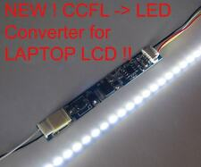 "CCFL backlight -  LED backlight converter - Brightness Regulation ! 10"" to 17""W"