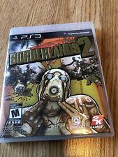 Borderlands 2 (Sony PlayStation 3, 2012) Ps3 VC7