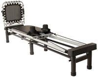 Stamina AeroPilates Reformer 266 Pilates Exercise w Cardio Rebounder & Stand NEW