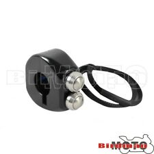 7/8'' Handle Bar Hand Push-Button Housing Control M-Switch Universal For Scooter