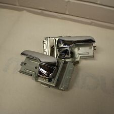 Mazda MX5 - Mk2.5 (NBFL) 01-05 - CHROME INTERIOR DOOR HANDLES - PAIR