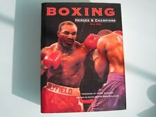 BOXING HEROES & CHAMPIONS - BOB MEE- FOREWORD BY STEVE FARHOOD - HC+J