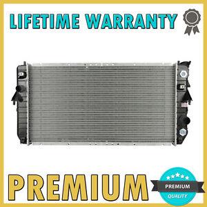 Brand New Premium Radiator for 97-04 Buick Park Avenue 3.8 V6 AT MT