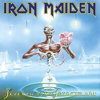Iron Maiden - Seventh Son Of a Seventh Son Nuevo LP