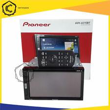 """Pioneer AVH-A315BT 6.8"""" 2-Din WVGA AV Receiver Bluetooth USB DVD Car Headunit"""