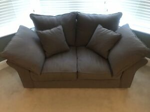 Collins And Hayes Two Seater Sofa (Part Of Three Sofa Set), Over £1,000 New.