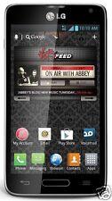 LG Optimus F3 (Virgin Mobile) Black No Contract