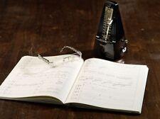 Leuchtturm1917: Slim Master Musician'S Notebook