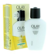 Olay Complete Light Weight Day Lotion Spf 15 - For Sensitive Skin 100ml - New