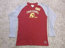 8541899f IZOD Collegiate USC Trojans Shirt New with Tag Size XL Long Sleeve