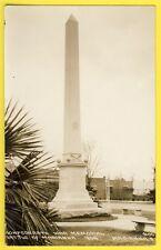 cpa RARE USA United States Floride MARIANNA Confederate War Memorial BATTLE 1864
