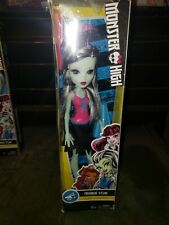 Monster High Frankie Stein Mattel 2015 Daughter of Frankenstein New