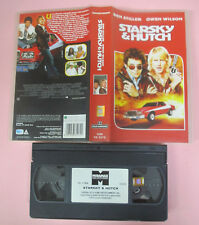 VHS film STARSKY & HUTCH Ben Stiller Owen Wilson MIRAMAX VS 5272 (F164) no dvd