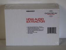 Catalyst AV HDMIAUDIOEXT HDMI Audio Extractor