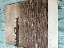m10b ephemera ww1 picture  pages sinking of hospital ship anglia