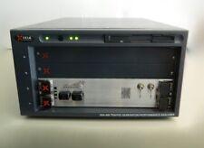 IXIA 400 Traffic Generator w/ OC192 LMOC192368 POS Module