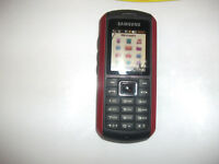 Samsung Solid Extreme GT-B2100 - Scarlet Red (Unlocked) Mobile Phone