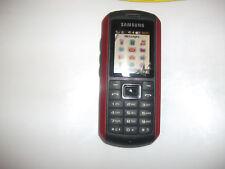 Samsung Solid Extrême GT-B2100 - Rouge écarlate (Débloqué) Téléphone portable