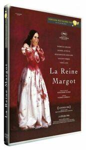 DVD : La reine Margot - Isabelle Adjani - NEUF