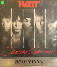 Ratt - Dancing Undercover (Atlantic Records Vinyl LP - 1986 + Inner - EX+ Con