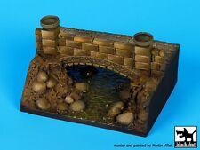 Black Dog 1/35 Bridge Section Vignette / Diorama Base (90mm x 70mm) D35061