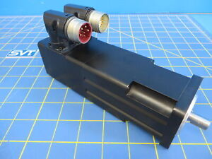 Allen Bradley MPL-B1530U-VJ44AA AC Servo Motor 0.39kW/.5HP 7000 RPM 460V w/Brake
