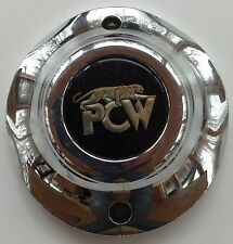PCW 187 EMR WHEEL CHROME CENTER CAP PANTHER