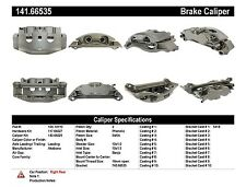 Centric Parts 141.66535 Rear Right Rebuilt Brake Caliper With Hardware