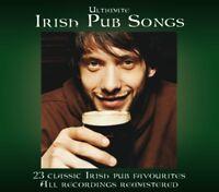 Ultimate Irish Pub Songs, 1 Audio-CD