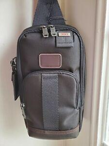 Tumi Fife Slim Sling Bag