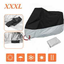 XXXL Waterproof Outdoor Motorcycle Bike Scooter Protector UV Dust Rain Cover