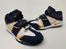 RARE Player Issued PE Promo Nike Air Force Operate DFISH Derek Fisher 13.5 Shoes