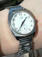 RILA Watch  Swiss made!  Vintage Military WW2 wehrmacht standard! Very rare!