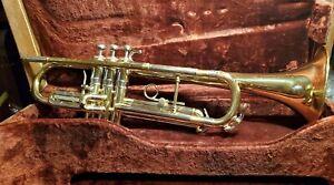 1952 Conn Constellation Bb Trumpet W Original Case!