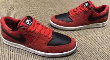 Nike Paul Rodriguez 7 Premium SB 'University Red' 599604 601 Size 10.5 US